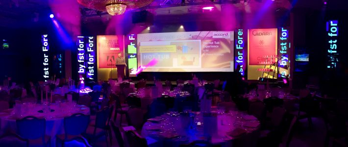 Storm At The Travel Marketing Awards