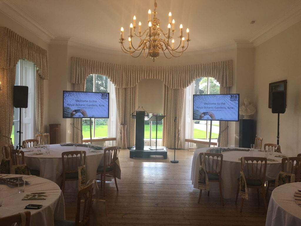 Corporate Event @ Cambridge Cottage, Kew